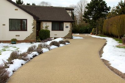 Resin Driveways Warrington