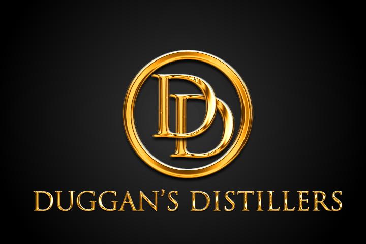 duggan�s distillers logo design � warrior design co