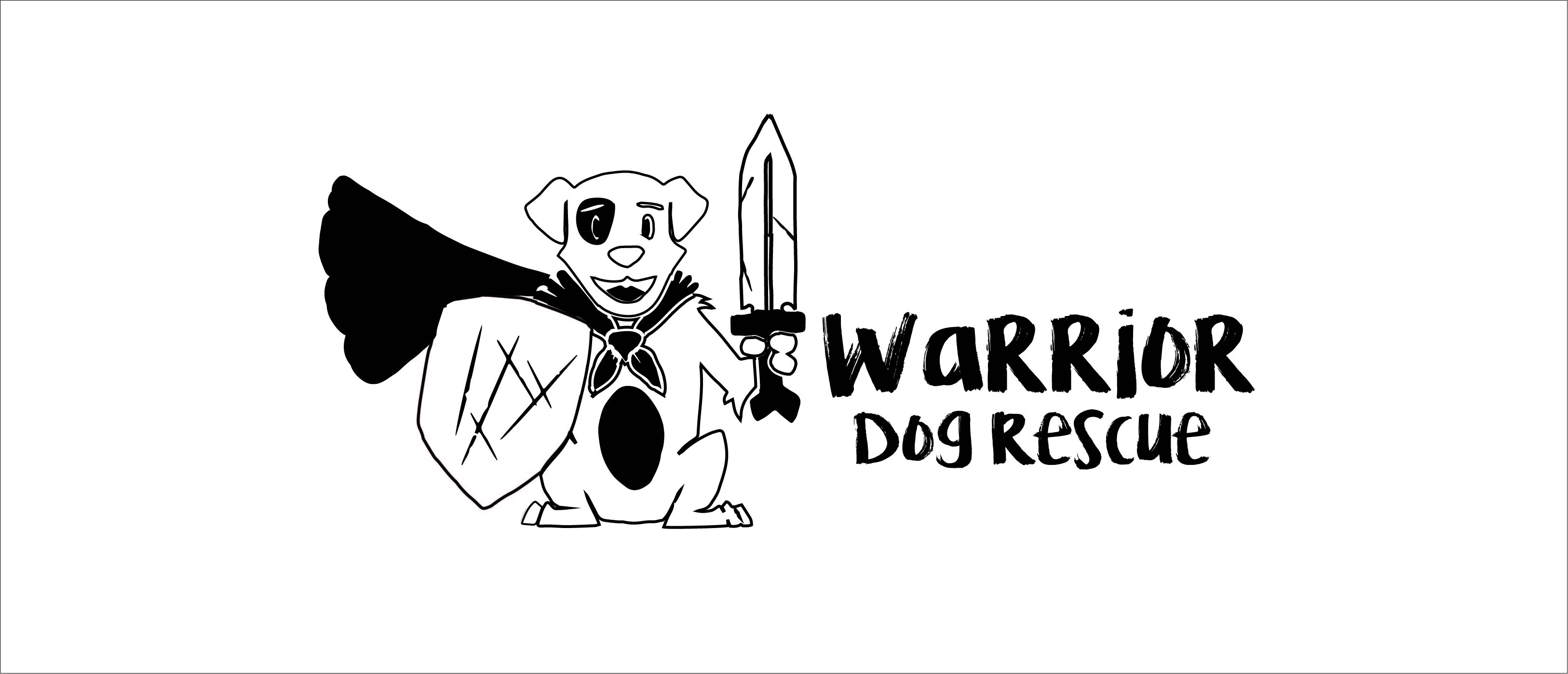 Warrior Dog Rescue Logo For Cover Page Warrior Dog Rescue