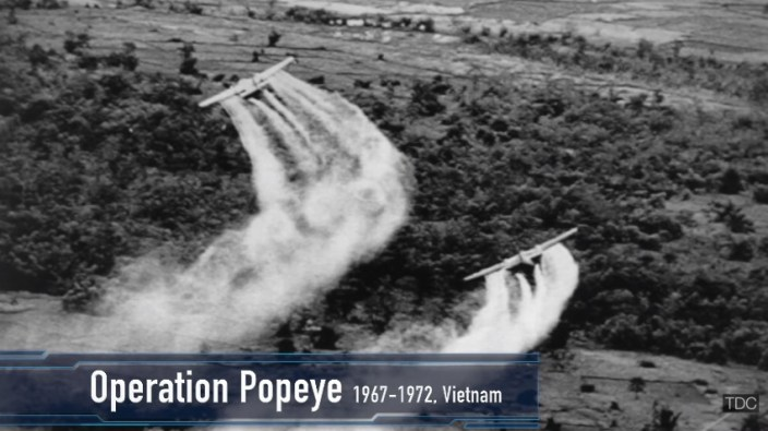 Operation Popeye Vietnam War