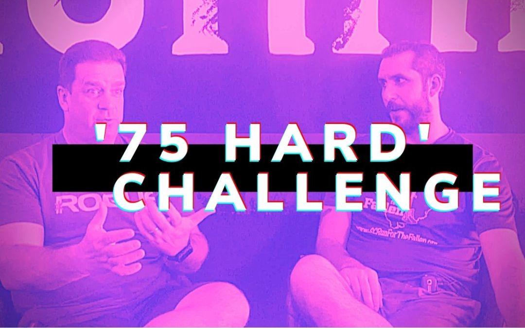 '75 Hard' Challenge