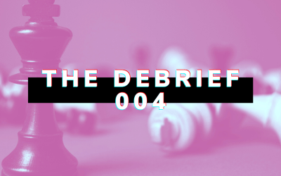 Debrief 04: Subconscious Mind, Find Happiness, Ichigo Ichie, Winners, I love you and i'm sorry