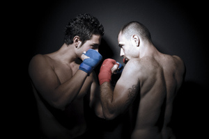 Boxing Rules ensure it's a fair fight