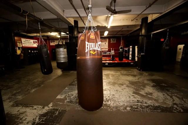 Gleason\'s Boxing Gym, Brooklyn