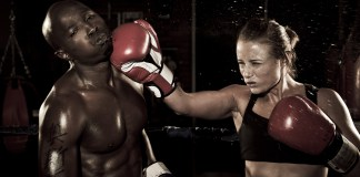 Boxing classes for women aren't for the faint hearted