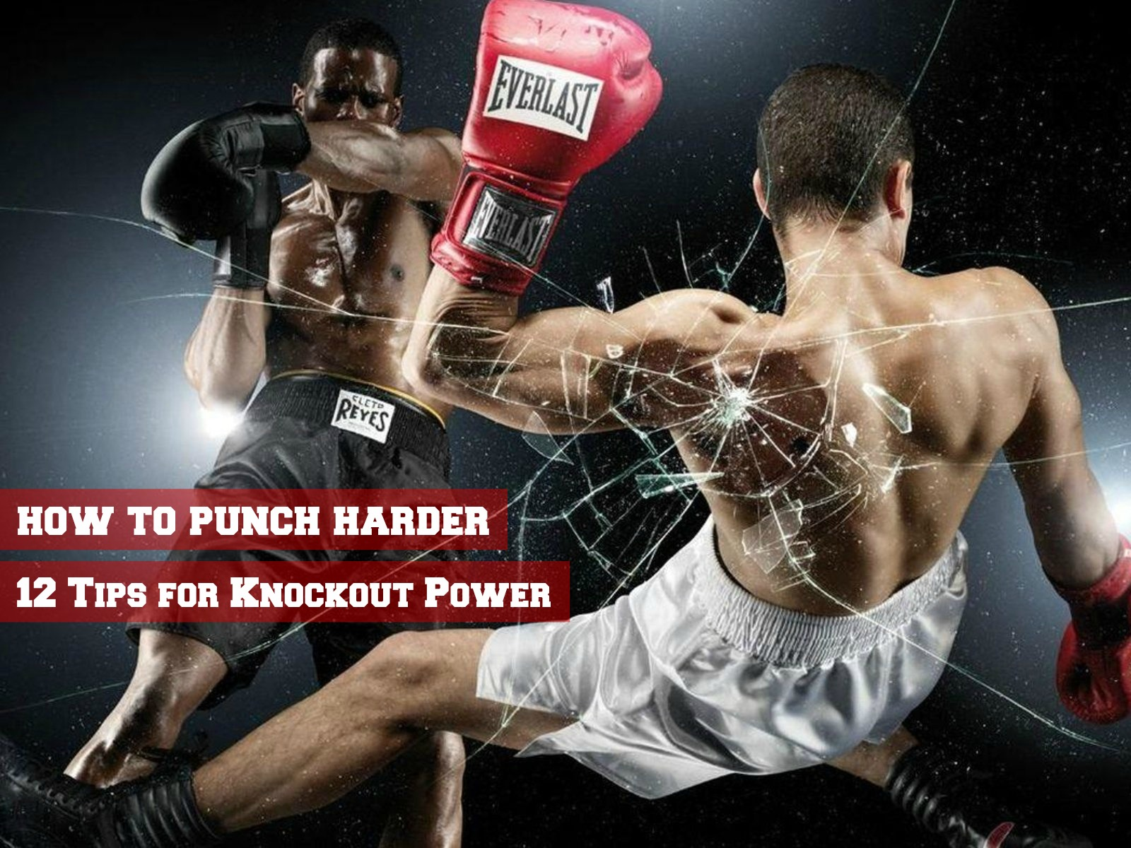 Dream Wallpaper Quotes How To Punch Harder 12 Tips For Knockout Power Warrior