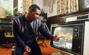 Boxing film study
