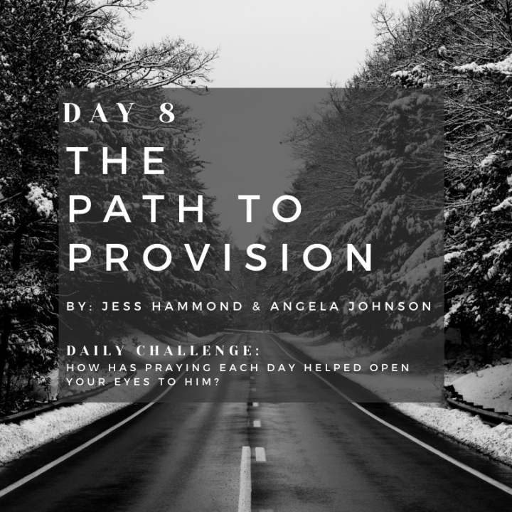 DAY 8: The Path to Provision