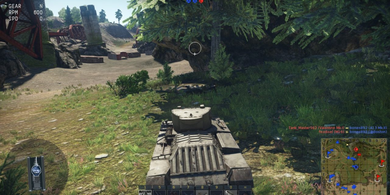 War Thunder PC Game Review