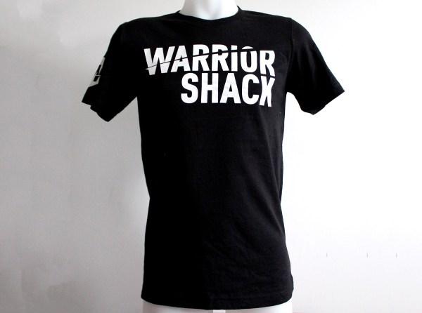 Warrior Shack original tee