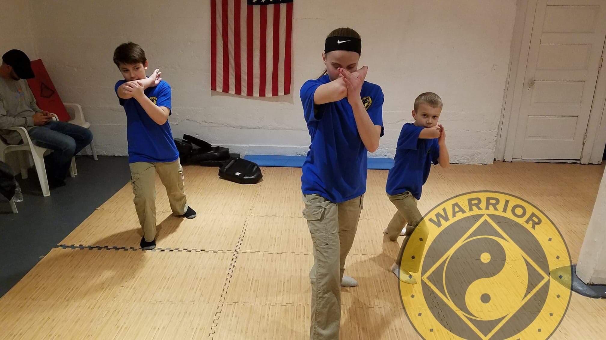 Kids Martial Arts in Springfield