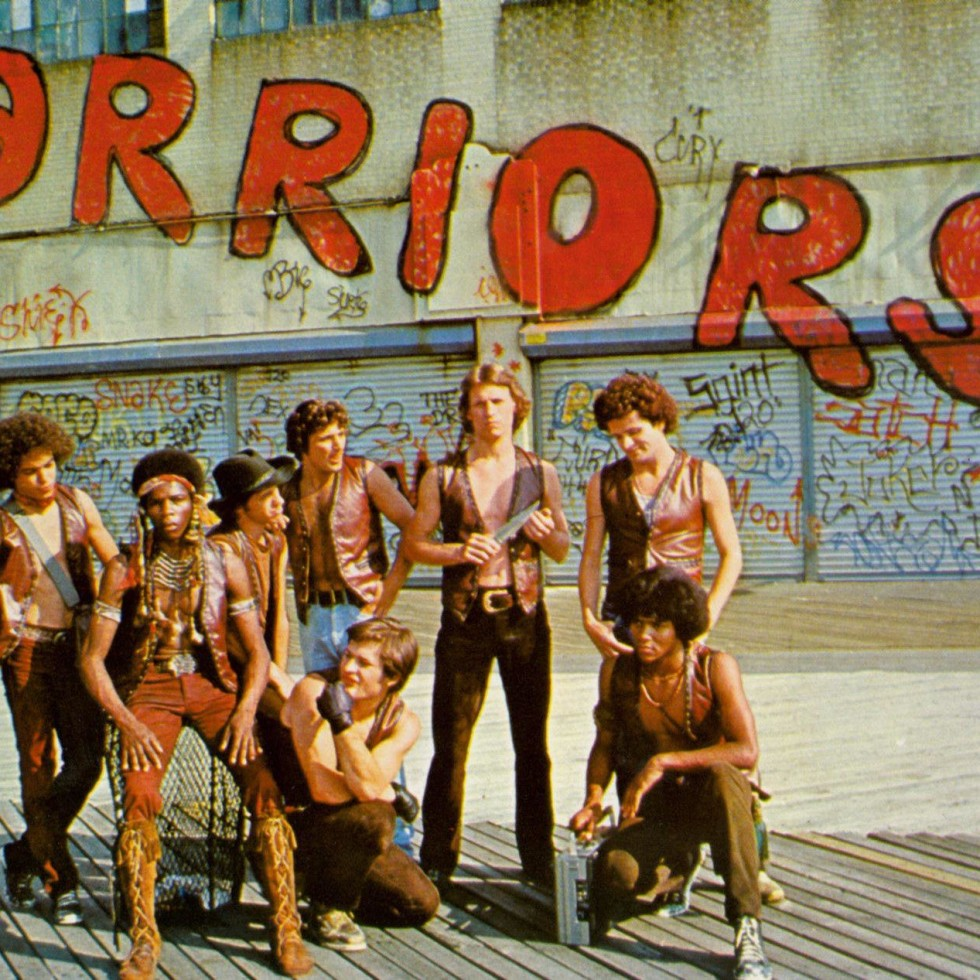 The Warriors Production Photos  The Warriors Movie Site