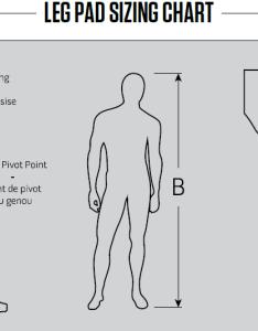 also goalie leg pad sizing chart  warrior rh warriorsupport zendesk