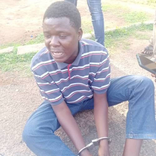"""""""I told them not to tell their parents because it has health benefits"""" – Primary school teacher arrested for sodomizing his male students in Ibadan"""
