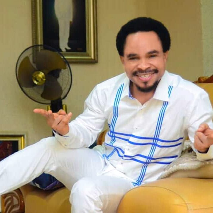 """""""All of you saying what you don't know about me, I will settle you"""" – Pastor Odumeje (Video)"""