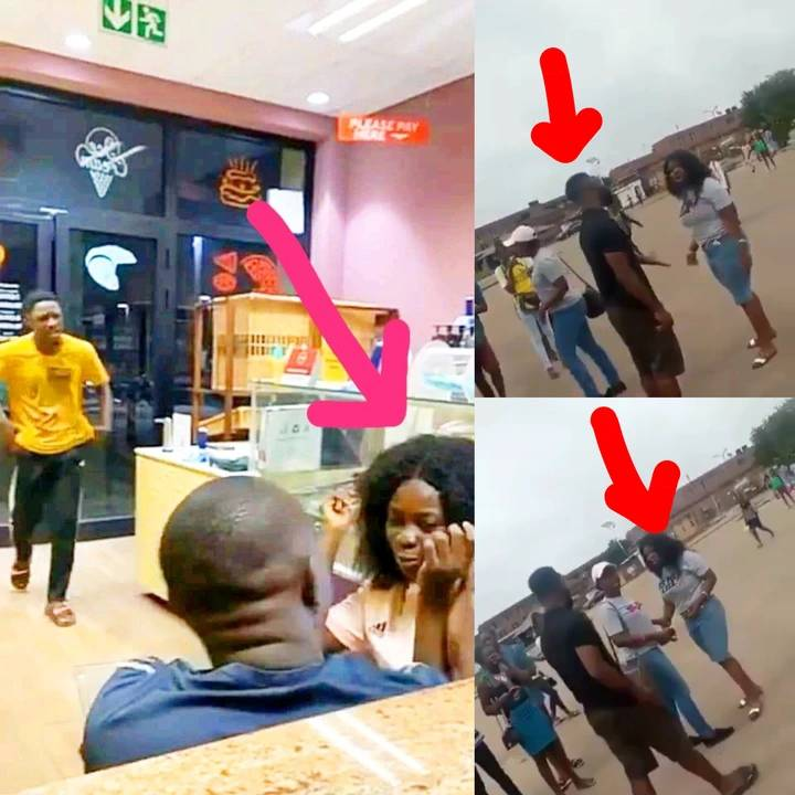 """No I Don't Want To Marry You, I Said I Can't Marry You""- Lady Says, Rejects Boyfriend In Public"