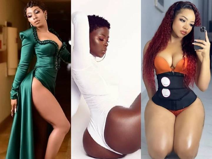 5 BBNaija Stars That Have Done Surgery to Enhance Their Body (Photos)