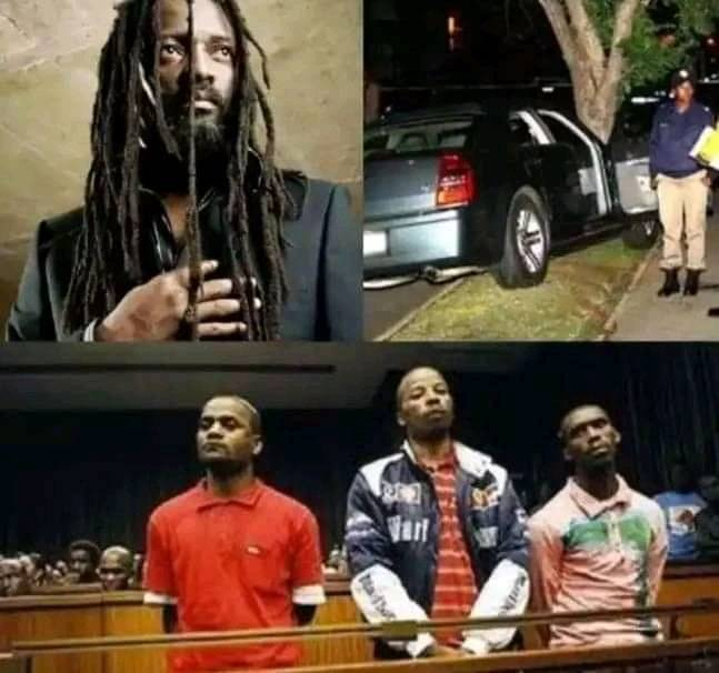 See Photos Of The Three Men That Killed Lucky Dube And How They Unintentionally Killed Him