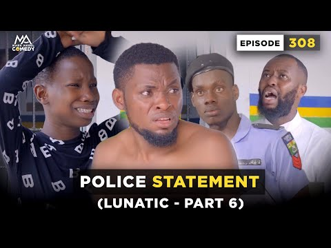 Comedy Video: Mark Angel Comedy – Police Statement