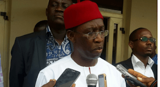 Nigeria in troubled times, says Gov. Okowa