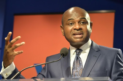 You can't make Kemi Adeosun resign and keep Pantami, Moghalu tells Buhari