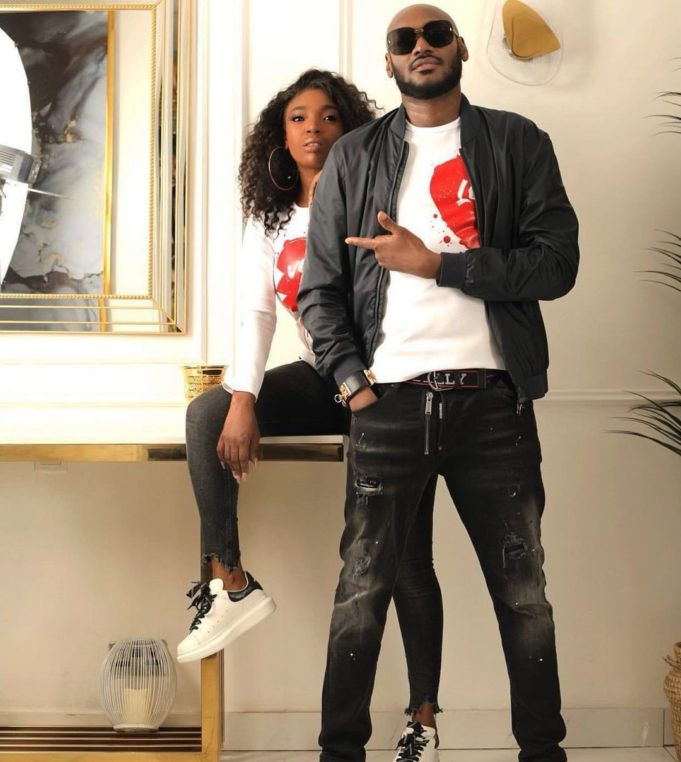 My Mine is here: Heart-warming moment 2baba reunites with his wife, Annie after weeks apart (Video)