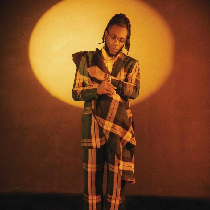 """""""Still Striving"""" – Burna Boy says as 'Ye' gets certified Gold in the United States"""