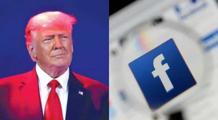 Facebook reveals date Trump ban might be overturned after receiving over 9000 complaints