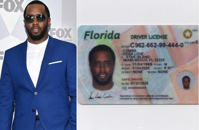 """Hip Hop mogul, Sean 'Diddy' Combs officially changes his middle name to """"Love"""""""
