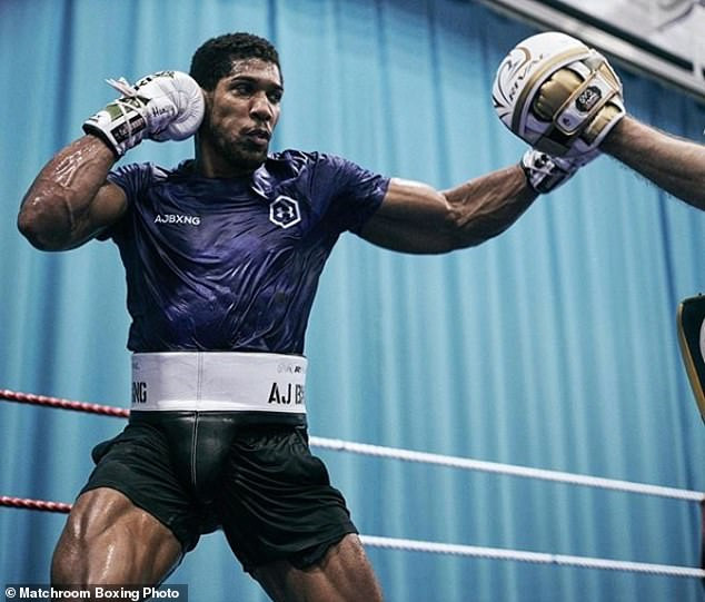 'I'm ready for whatever pain or torture I have to go through to win' - Anthony Joshua opens up on preparation for his showdown with Tyson Fury