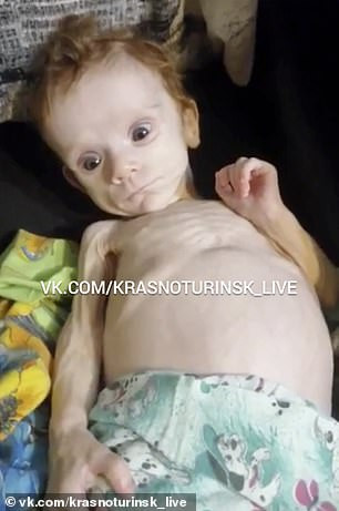 Mother being investigated for attempted murder after locking her emaciated 'unwanted' baby in wardrobe