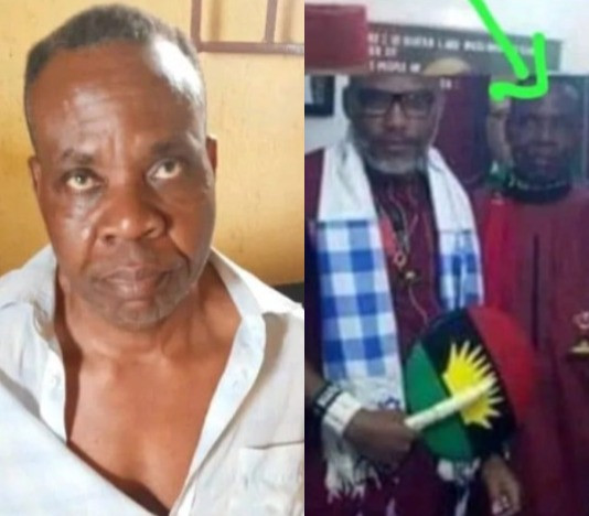 Security forces arrest another IPOB/ESN henchman