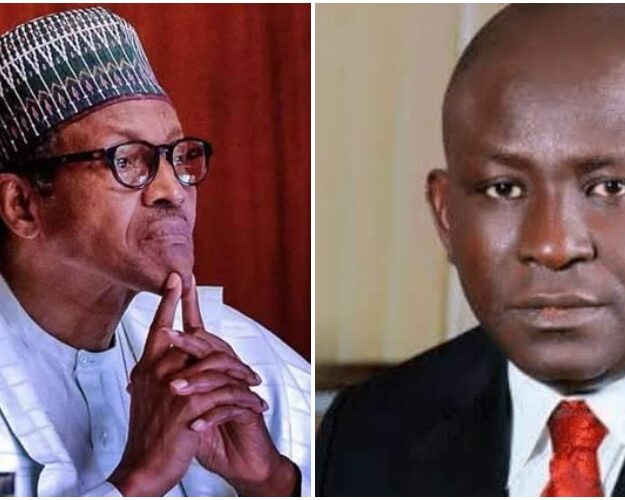 President Buhari disowns 'in-law' declared wanted for $65m fraud