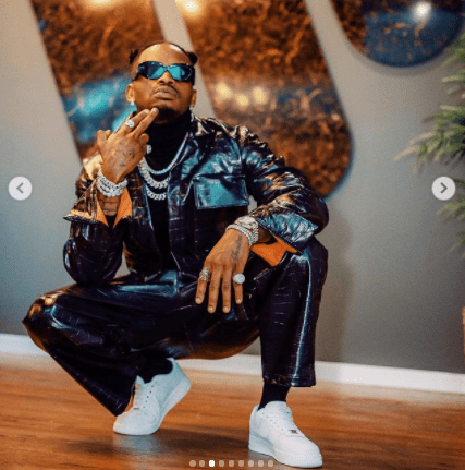 """""""Google my worth before putting me on your Stupid Richest African Musicians List"""" - Diamond Platnumz reacts to Forbes' report he's worth $5.1 million"""