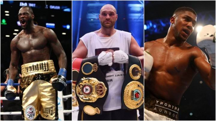 Update: Tyson Fury and Anthony Joshua could be forced into paying Deontay Wilder £5.65m to step-aside