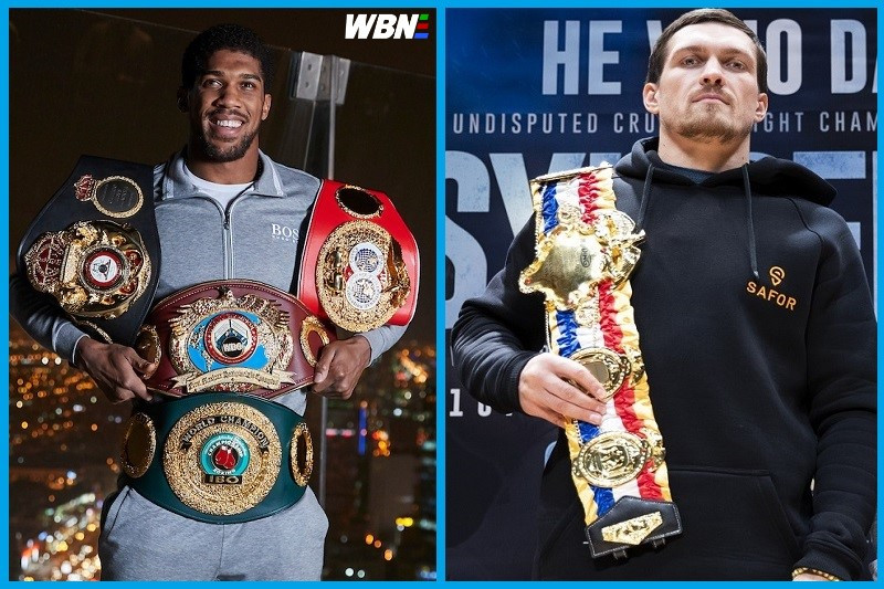Anthony Joshua ordered to defend his WBO heavyweight title against mandatory challenger Oleksandr Usyk after the collapse of his mega-fight with Tyson Fury