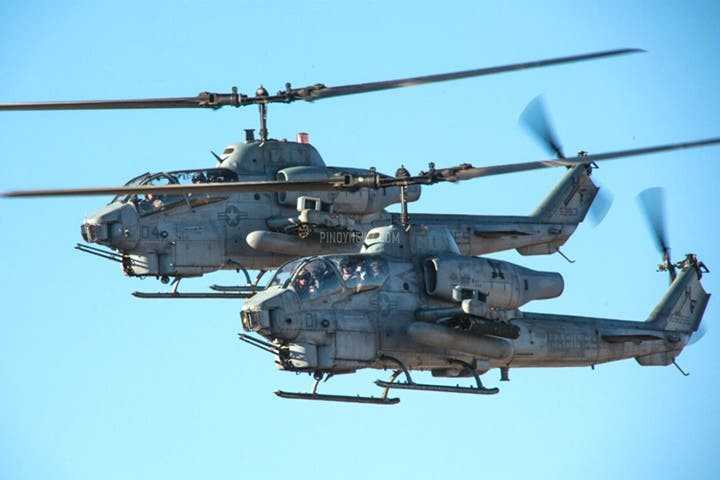 Philippines set to take delivery of 2 war helicopters