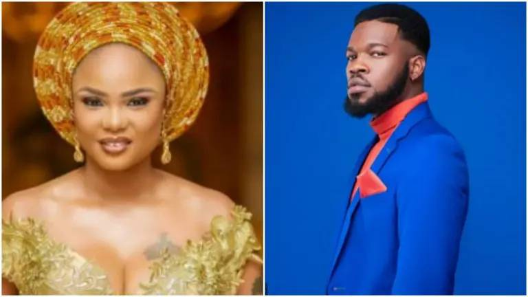 Iyabo Ojo gives Broda Shaggi a sigh of relief after he was left heartbroken