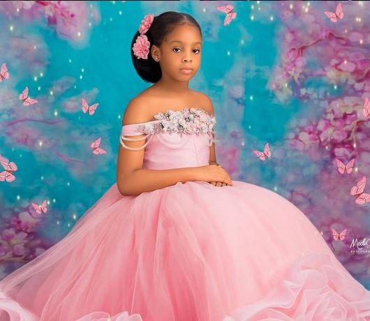 """""""Tell your sons to beware"""" – Comedian, Basketmouth says as he celebrates daughter, Amy on her birthday"""