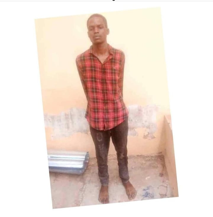 Young man caught with a fresh human head and a hand in Kwara state