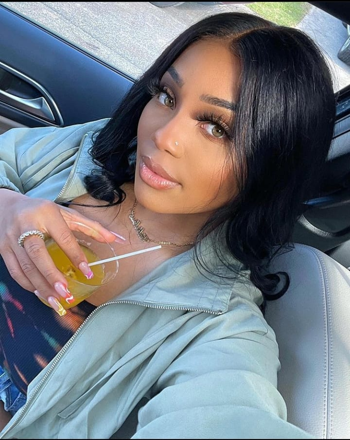 """""""May we not come across such in-laws"""" – Netizens drag Davido's cousin for her comment on Mya Yafai's page"""
