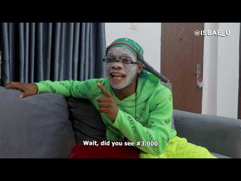 Comedy Video: Isbae U – When You Have A Stingy Friend