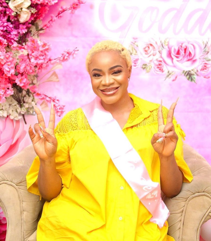 """""""In my first pregnancy, I was abandoned, uncared for, confused, and almost ran mad'- Uche Ogbodo spills"""