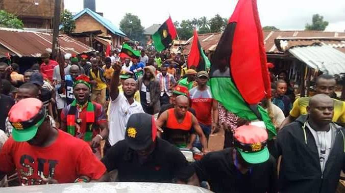 """""""Violence will never solve problem of the country""""- Igbo group condemns IPOB"""
