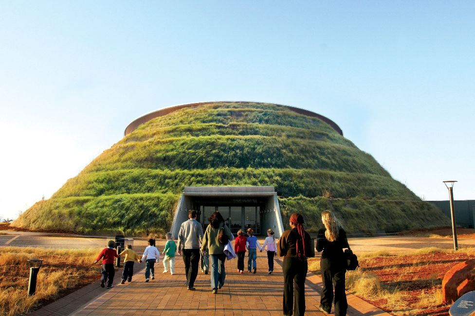 Maropeng Visitors' Centre, South Africa