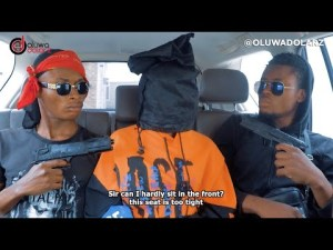 Comedy Video: Oluwadolarz – The Kidnap
