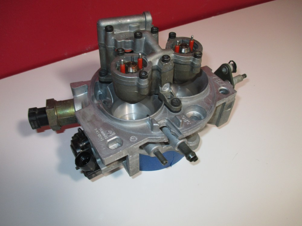 medium resolution of gm 5 7 350 tbi throttle body cleaned matched injectors late tps 17093030