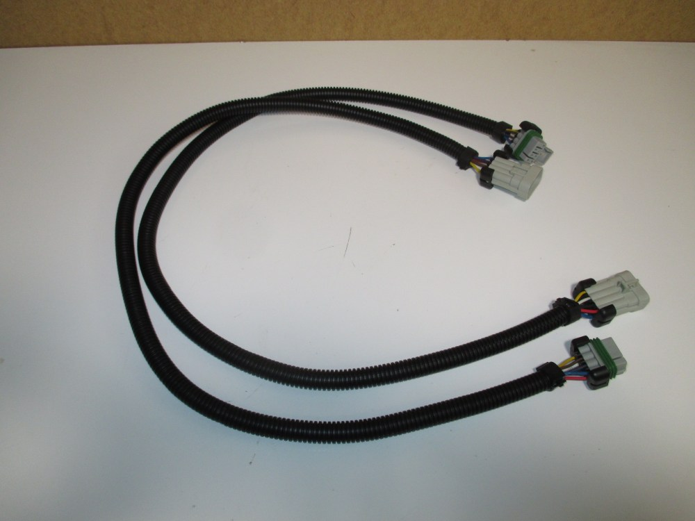 medium resolution of lsx ls1 ls3 ignition coil relocation harness