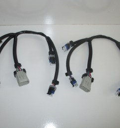 set of 2 gm ignition coil harnesses lq9  [ 2048 x 1536 Pixel ]