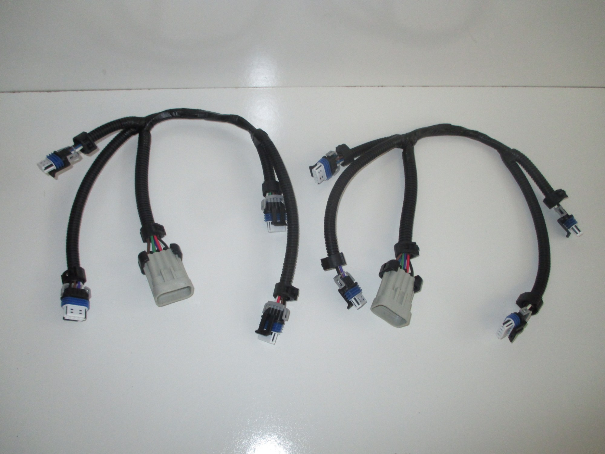 hight resolution of set of 2 gm ignition coil harnesses lq9
